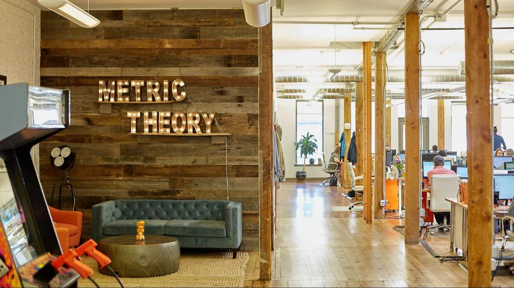 Best places to work :  Metric Theory promotes balance through receptivity